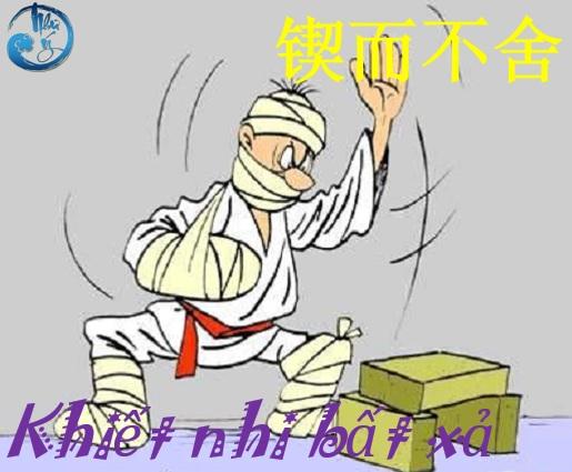 Thành ngữ tiếng Trung: chủ đề Học hành, lập nghiệp