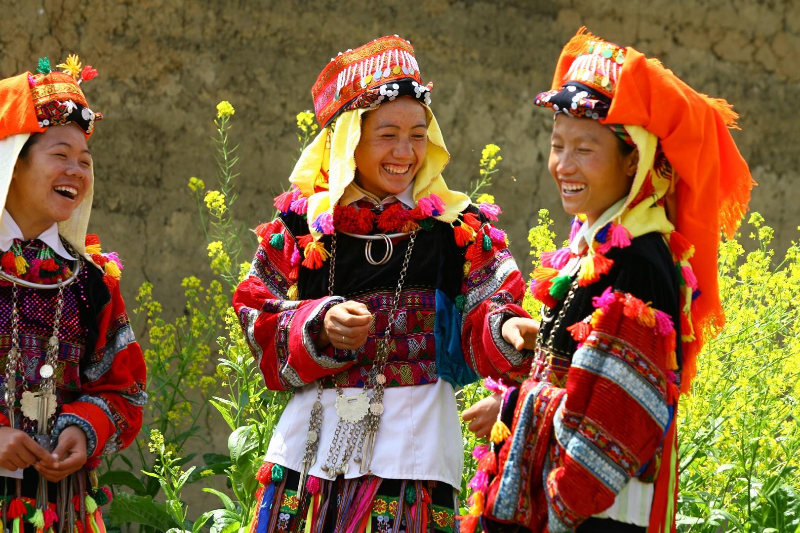 Tên các dân tộc Việt Nam theo tiếng Trung