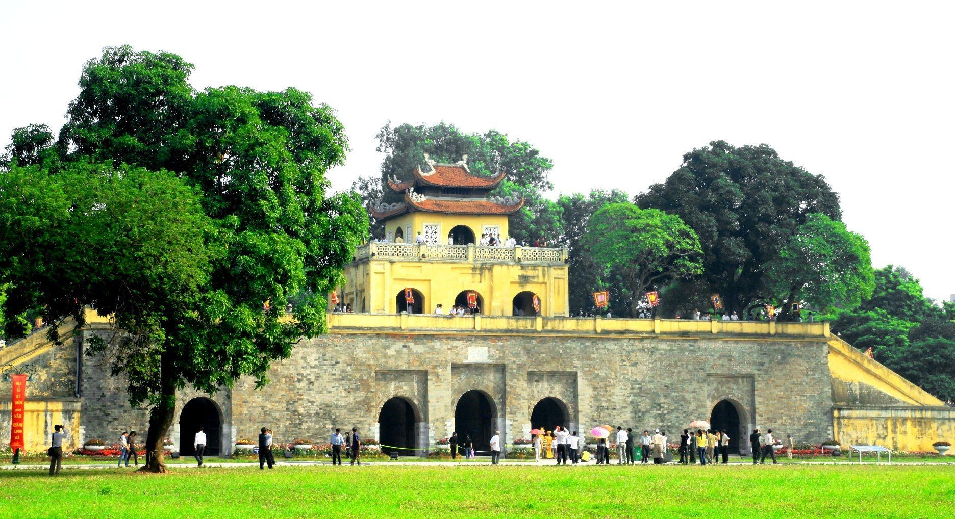 Tên các quận, huyện ở Hà Nội theo tiếng Trung